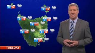 Southern Cross News Tasmania - Weather Update (8/6/2018)