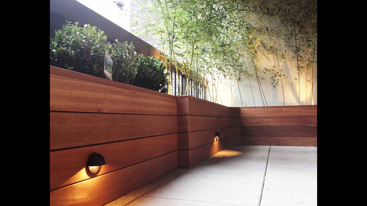 Wooden Terrace American Star Contractor Corp