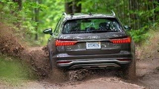 2021 Audi A6 Allroad Quattro Wagon