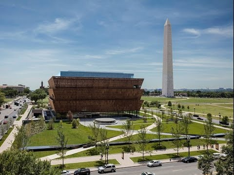 David Adjaye the British Ghanaian architect behind a new African American Museum in Washington