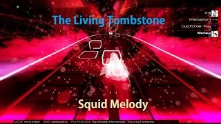 "The Living Tombstone - ""Squid Melody"" (Red Version) [Audiosurf 2] ""60 FPS"""
