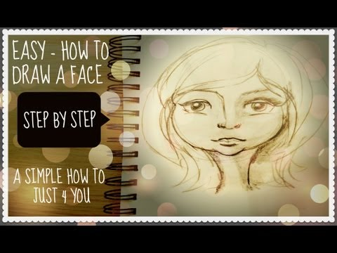 How To Draw Face From Picture