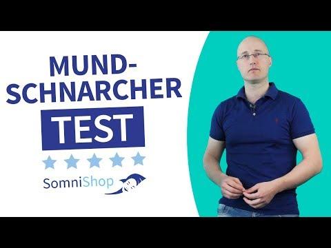 Schnarch-Test: Mundschnarcher-Test