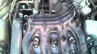 двигатель ваз 11194 стук поршня