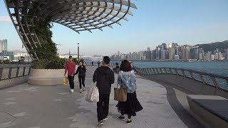 Фото Прогулка по Гонконгу. 4К