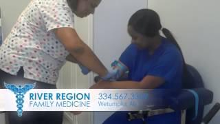 River Region Family Medicine Video   Doctor in Wetumpka
