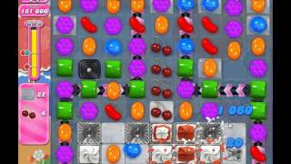 Candy Crush Saga - Level 1697 (3 star, No boosters)