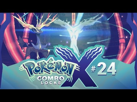 THE END IS NEAR! | Pokemon X Combolocke w/CrimsonCBAD! | Episode 24