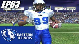 BIG MAN WITH BALL - EASTERN ILLINOIS DYNASTY - NCAA FOOTBALL EP63