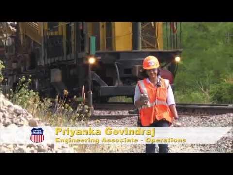 Union Pacific Railroad Jobs - Operations Management Training Program (Engineering)