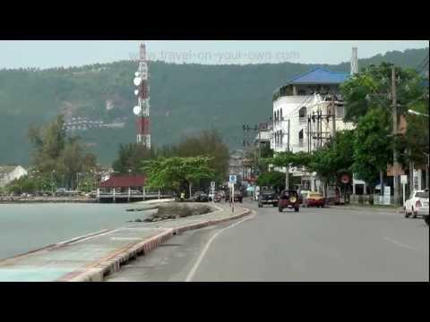 Nathon Pier, Koh Samui, Thailand