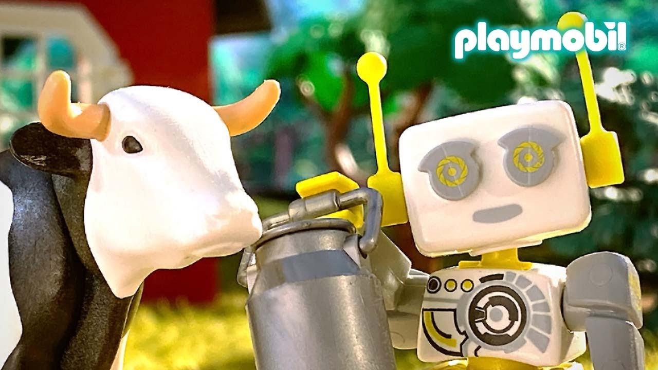 PLAYMOBIL | Scopriamo come viene prodotto il latte