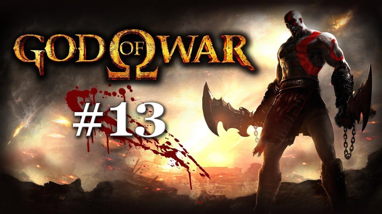 Download God Of War (4K) - Walkthrough Part 13: The Challenge Of Poseidon