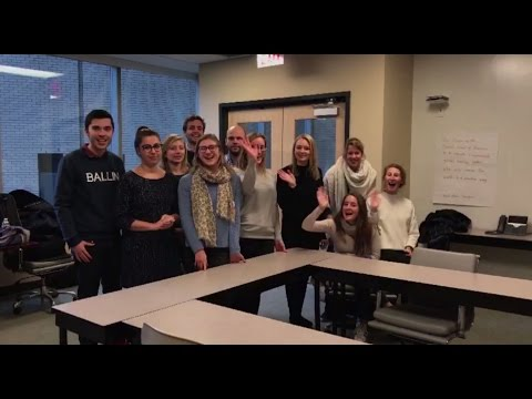 A video by the students of the 3Continent Master in Strategic Marketing
