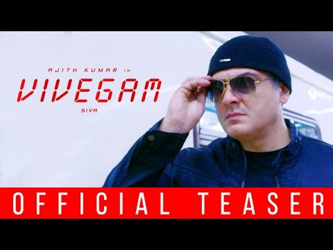 Vivegam Official Teaser Review | Thala...