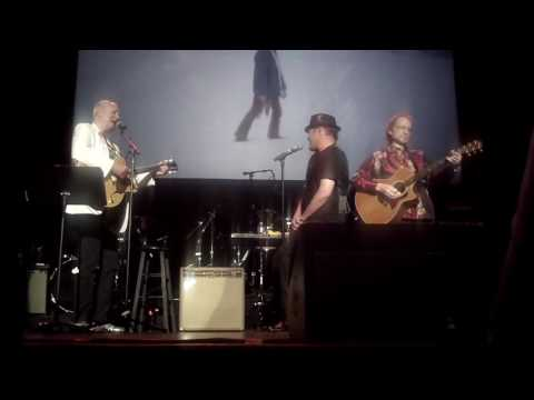 The Monkees Live Pantages Me & Magdalena Mike Nesmith and Micky Dolenz (and Peter Tork)