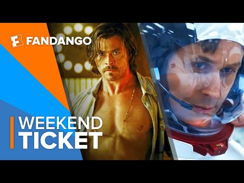 VIDEO: In Theaters Now: First Man, Bad Times at the El Royale | Weekend Ticket