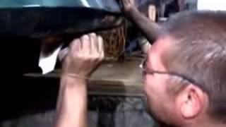 Проверка глушителя на герметичность...ржачь)))
