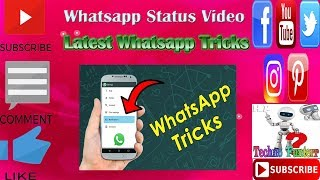 Whatsapp Status Video App ||  video status for WhatsApp 2017