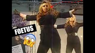Jesy Nelson singing and dancing before being in Little Mix !!