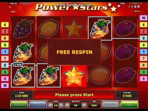power stars novoline online spielen