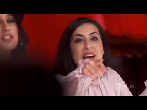 My Kitchen Rules Australia 2018 - Sonya and Hadil Kicked Off Pt 1 HD
