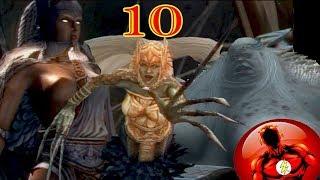+18 Прохождение Игры God of War 2 Часть 10 - Вещие Сестры!!!