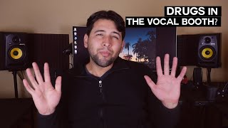 How Drugs Can Effect Your Voice And Vocal Performance In The Studio