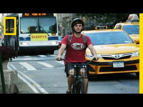 Could Biking in a City Be Bad for Your Health? | National Geographic