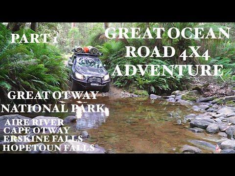 Otway National Park - Great Ocean Road 4x4 Adventure 2019 #1/3