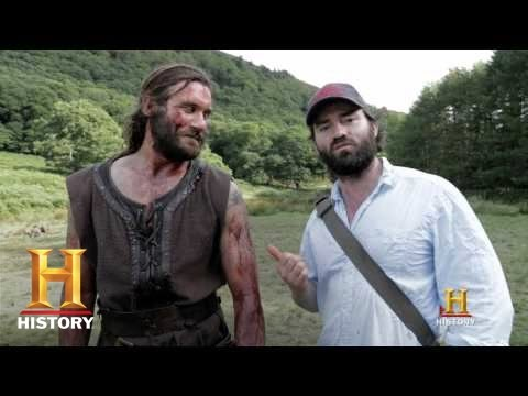 Vikings Rollo S Tattoos History Youtube