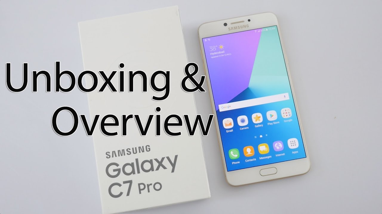 Samsung Galaxy C7 Pro Price in Pakistan, Detail Specs