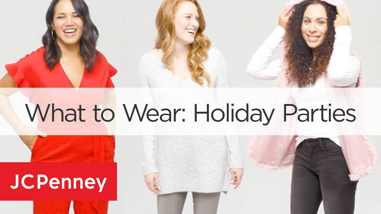 3 Holiday Party Outfit Ideas - Holiday Party Lookbook 2018 | JCPenney 9