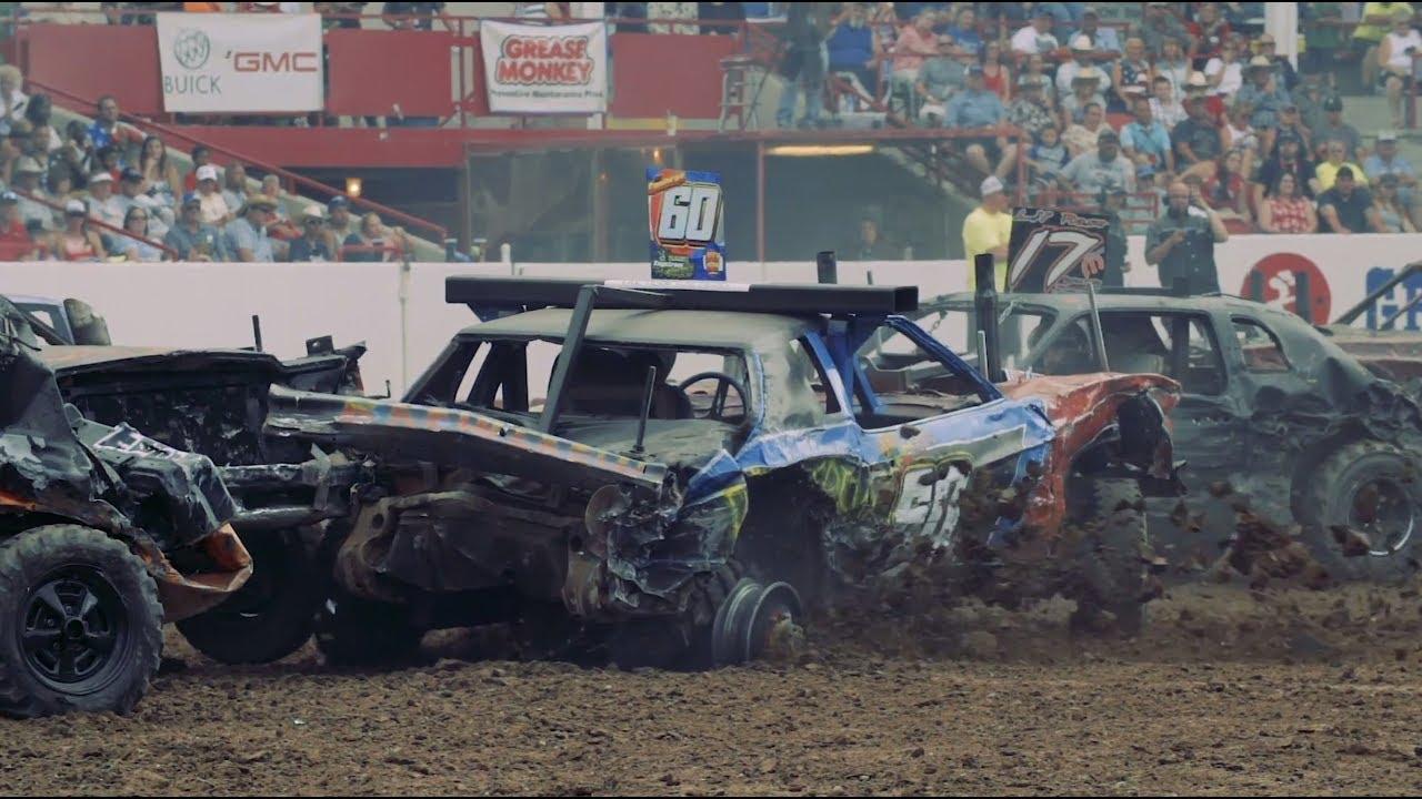 Stampede Demolition Derby
