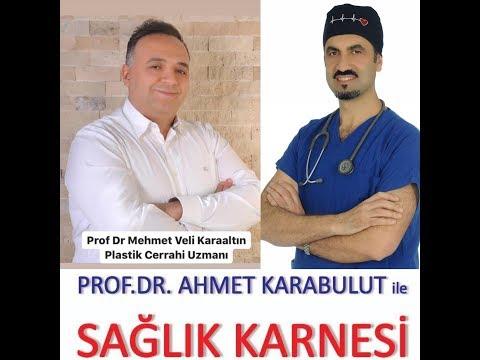 EN POPÜLER ESTETİK CERRAHİ AMELİYATLARI - PROF DR MEHMET VELİ KARAALTIN - PROF DR AHMET KARABULUT