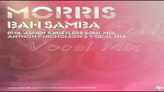 "Gambar cover ///// BahSamba - "" Morris ""   ( Restless Soul Vocal Mix ) /////"