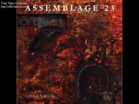 Assemblage 23  - Let me be your armor