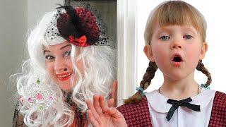 Nastya Play  Как  Золушка стала Принцессой