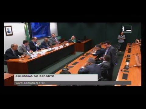 ESPORTE - Reunião de Instalação e Eleição - 04/04/2018 - 10:16