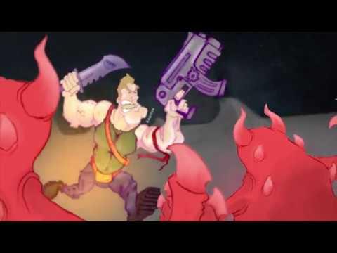 SPACE JUNK   KOSMICZNY SYF - Nasz Własny Serial Animowany! ZAPOWIEDŹ