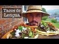 Tacos de Lengua al Disco La Capital