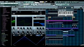 Deadmau5 - Imaginary friends fl studio remake