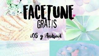 FACETUNE GRATIS IOS Y ANDROID💜- Sofia Edits🍃