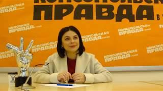 """Победительница шоу """"Голос країни-9"""" Оксана Муха (интервью) - часть 1"""