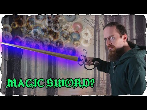 The Best Magic Enchantments for a Sword Fight?