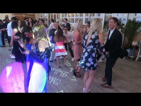 SoundONE Cornwall Wedding DJ - Lusty Glaze Newquay Cornwall