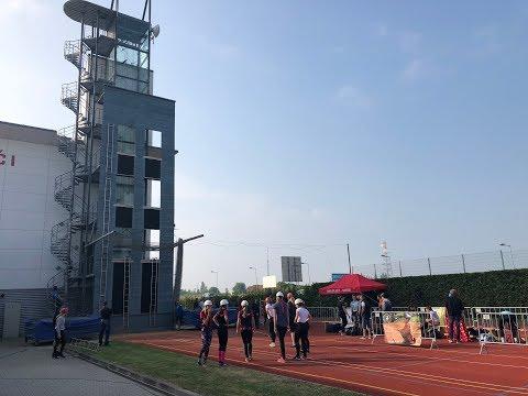 Memoriál Vendulky Fránové závod na 100 m a ve výstupu na věž