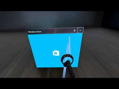 Testing the Windows Mixed Reality Controllers
