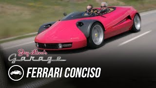 1993 Ferrari Conciso - Jay Leno's Garage