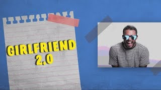 Dino James - Girlfriend 2.0 [Lyric Video]